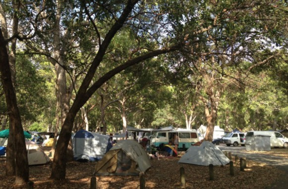 Adder Rock Camping Ground - QLD Tourism