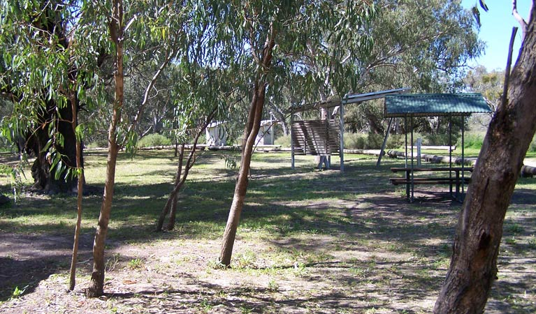 Coach and Horses campground - QLD Tourism