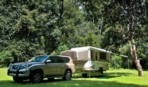 Gloucester River campground - QLD Tourism