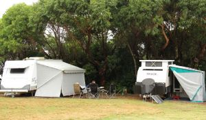 Pretty Beach campground - Murramarang National Park - QLD Tourism