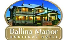 Ballina Manor Boutique Hotel - QLD Tourism