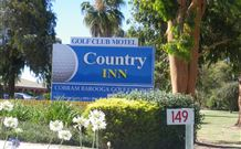 Barooga Country Inn Motel - Barooga - QLD Tourism