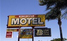 Budget Winchester Motel - Moree - QLD Tourism