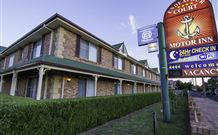 Endeavour Court Motor Inn - Dubbo - QLD Tourism