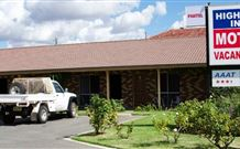 Highway Inn Motel - Hay - QLD Tourism