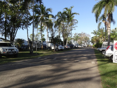Ingham Tourist Park Formerly Palm Tree Caravan Park