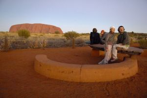 Ayers Rock - Outback Pioneer Lodge - QLD Tourism