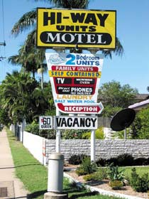 Hi-Way Units Motel
