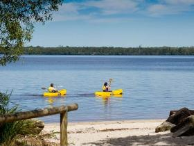 Boreen Point Campground - QLD Tourism
