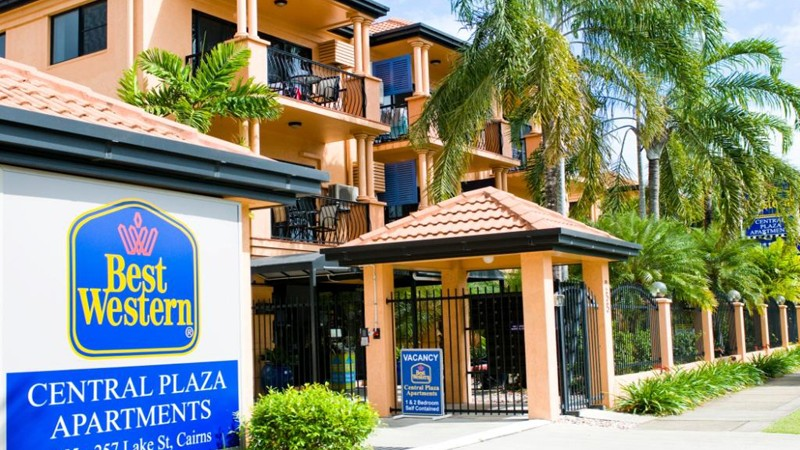Central Plaza Apartments Cairns - QLD Tourism