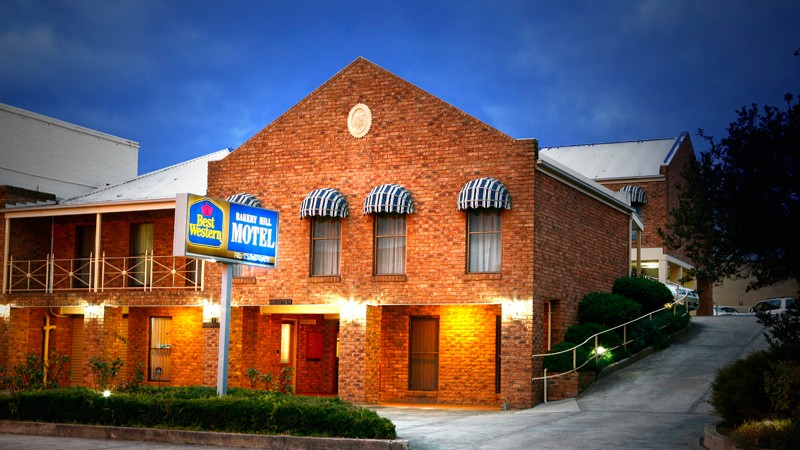 BEST WESTERN Bakery Hill Motel - QLD Tourism