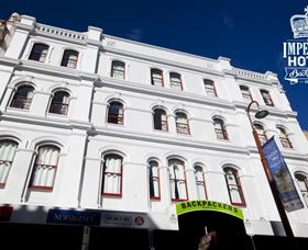 Backpackers Imperial Hotel - QLD Tourism