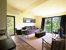 New Norfolk Apartments - QLD Tourism