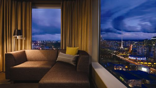 Grand Hyatt Melbourne - QLD Tourism