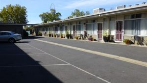 Central Wangaratta Motel - QLD Tourism