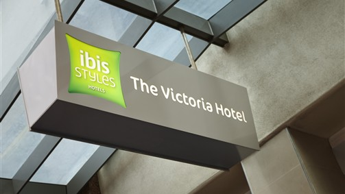 Ibis Styles Melbourne, The Victoria Hotel - QLD Tourism