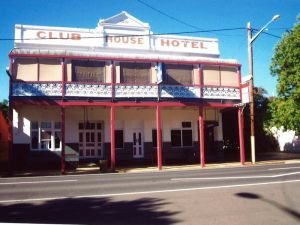 Club House Hotel - QLD Tourism