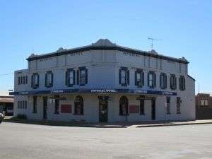 Imperial Hotel Gunnedah - QLD Tourism