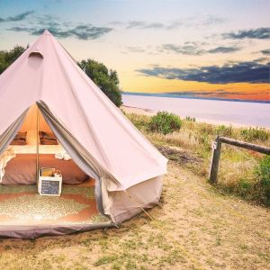 Phillip Island Glamping - QLD Tourism