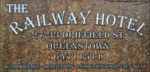 The Railway Hotel Queenstown - QLD Tourism