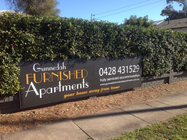 Gunnedah Furnished Apartments - QLD Tourism