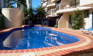 Broadbeach Travel Inn Apartments - QLD Tourism