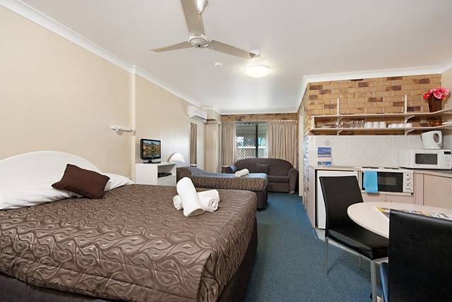 Byron Bay Side Central Motel - QLD Tourism