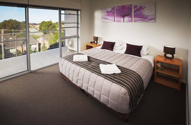 Charlestown Executive Apartments - QLD Tourism