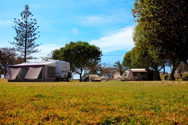 Elliott Heads Holiday Park - QLD Tourism