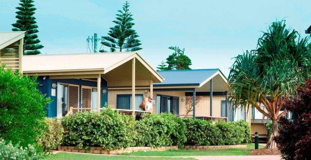 First Sun Holiday Park - QLD Tourism
