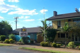 Flying Spur Motel - QLD Tourism