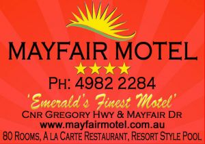 Mayfair Motel - QLD Tourism