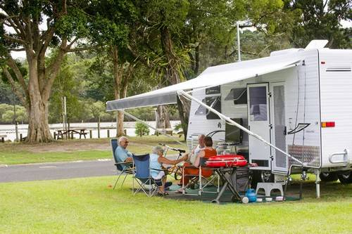 North Coast Holiday Parks Ferry Reserve - QLD Tourism
