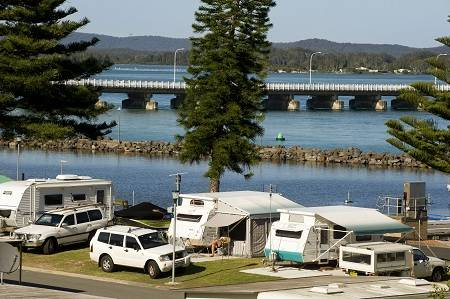 North Coast Holiday Parks Forster Beach - QLD Tourism