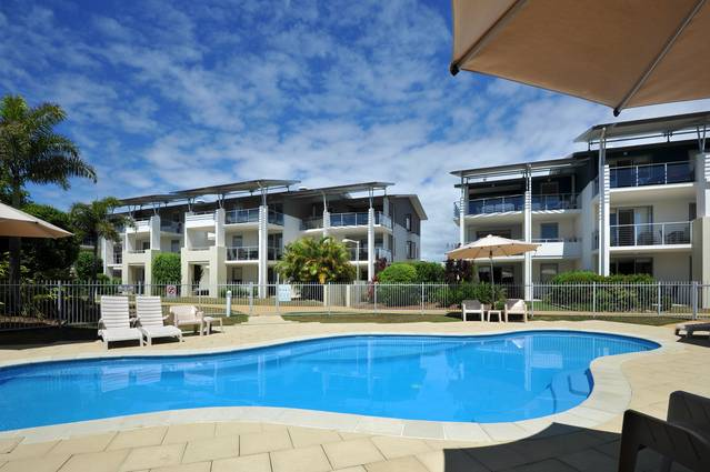Pacific Marina Apartments - QLD Tourism