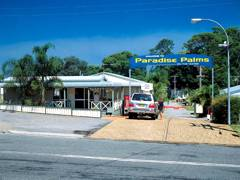 Paradise Palms Carey Bay - QLD Tourism