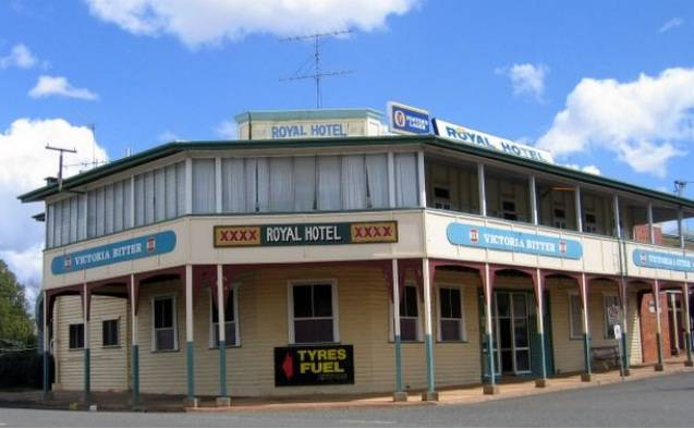 Royal Hotel Mundubbera - QLD Tourism