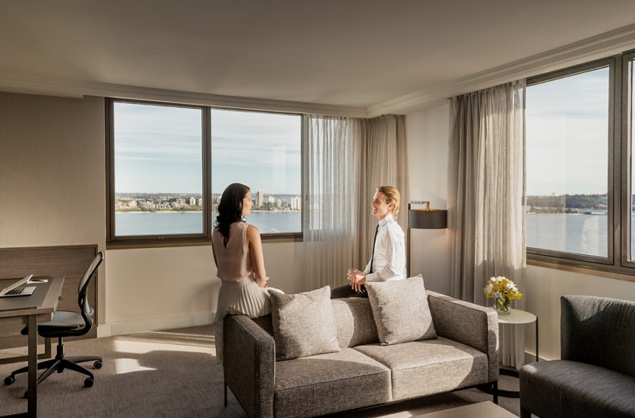 Pan Pacific Perth - QLD Tourism