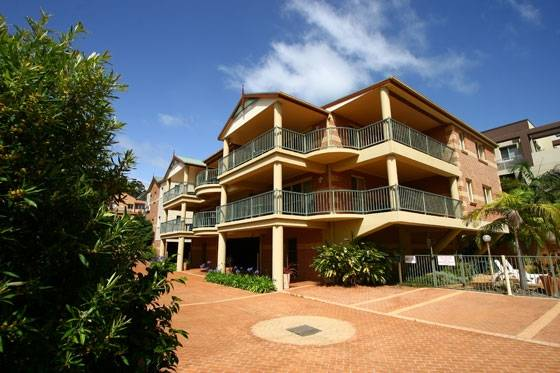 Terralong Terrace Apartments - QLD Tourism
