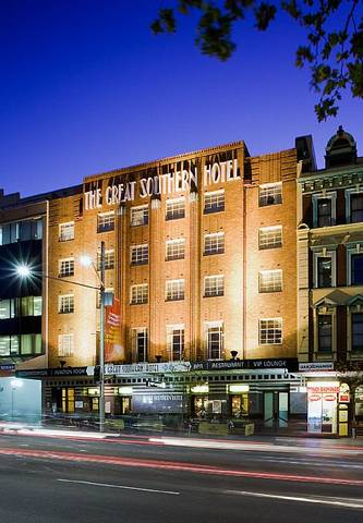 Great Southern Hotel - QLD Tourism