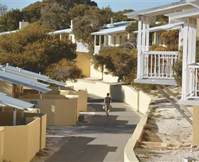 Rottnest Island Authority Holiday Units - Geordie Bay - QLD Tourism