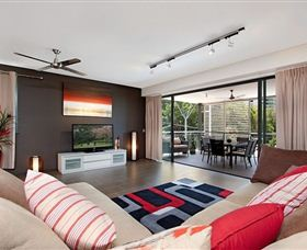Absolute Waterfront Rainforest Apartment - QLD Tourism