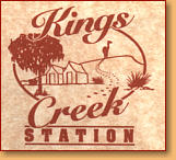 Kings Creek Station - QLD Tourism