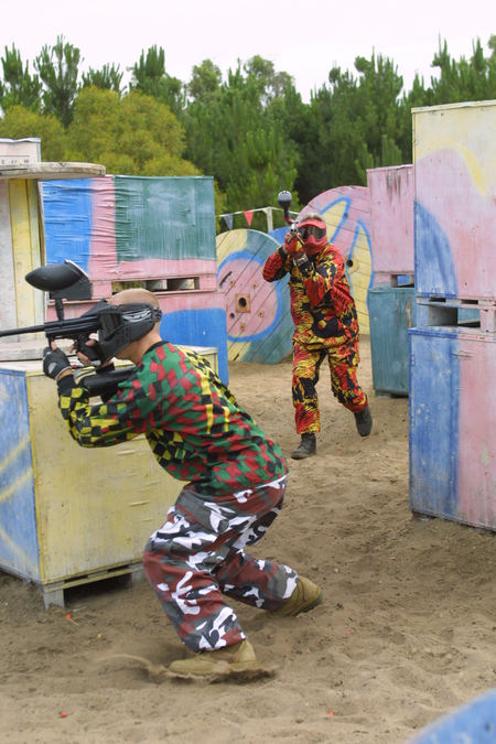 Paintball Skirmish Perth - QLD Tourism