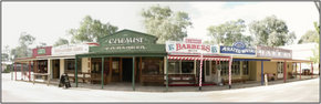 Pioneer Settlement - QLD Tourism