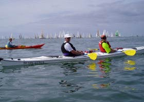 Sea Kayak Melbourne and Victoria - QLD Tourism