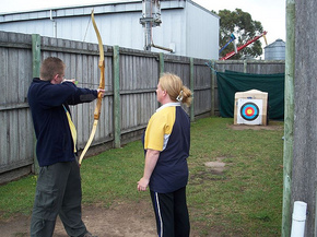 Bairnsdale Archery Mini Golf  Games Park - QLD Tourism