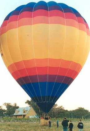 Balloon Flights of Bendigo - QLD Tourism