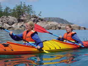 Magnetic Island Sea Kayaks - QLD Tourism