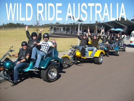 A Wild Ride - QLD Tourism